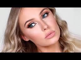full glam makeup look lauren curtis