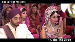 sikh wedding worlds most watched sikh