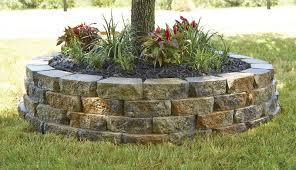 12in retaining wall pavestone
