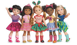 new american doll line welliewishers