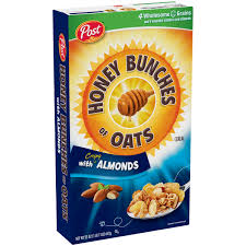 post honey bunches of oats with crispy