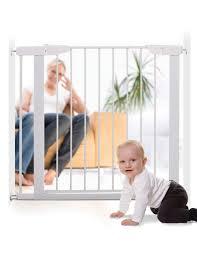 Safety Gate White Safety