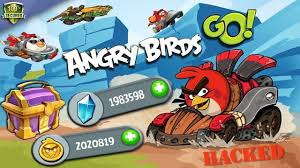 Angry Birds GO Generator 🔴 Angry Birds GO Gems 🔴 Angry Birds GO ...