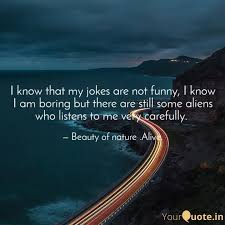 i know that my jokes are quotes writings by beauty of