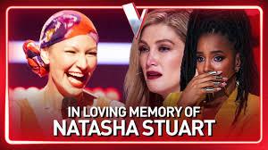Voice STAR Natasha Stuart who lost her ...