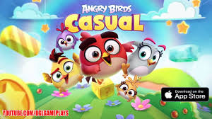 Angry Birds Casual (By Rovio) iOS Gameplay Level 1-10 - YouTube