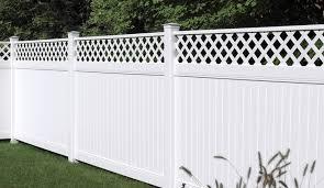 New Lexington Vinyl Fencing Maintenance Free