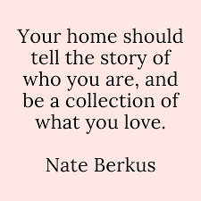 home decor quotes we believe in style