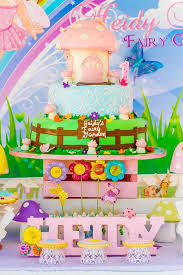 library of garden fairy 1st birthday