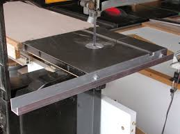 The Sorted Details Biesmeyer Style Bandsaw Fence Free Plan