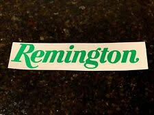 Remington Hunting Decals And Stickers For Sale Ebay