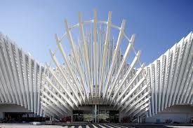 Reggio Emilia AV Mediopadana, la stazione di Calatrava