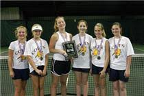 CCS Boys, Ocoee Girls Win Middle School Tennis Titles - Chattanoogan.com