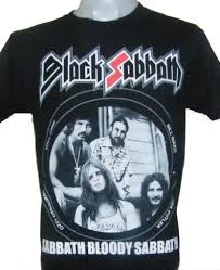 t shirt sabbath sabbath size xl
