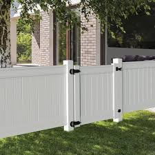 Vinyl Fence Gates At Lowes Com