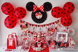 Kit Imprimible Minnie Mouse En Rojo Todo Bonito