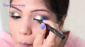 how to do indian wedding party makeup