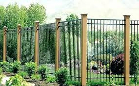 Pin By Lexie Pickering On Fencing In 2020 Modern Fence Design Fence Design Iron Fence