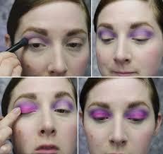 80s makeup tutorial whole