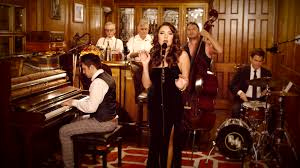 Singer Emily Goglia and Postmodern Jukebox Perform a Sultry Cover of the  'Pinky and the Brain' Theme