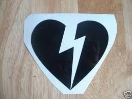 5pcs John Mayer Heartbreak Decal Sticker Fender Guitar Car Decal Guitar Gear Decals Childrenguitar Furniture Aliexpress