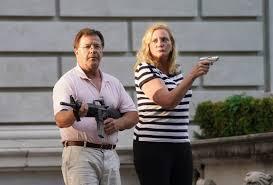 Ken & Karen' Draw Their Guns At Crowd ...