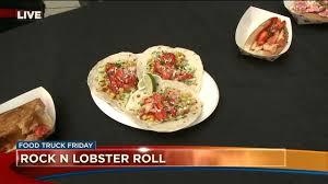 Food Truck Friday Rock N Lobster Roll ...