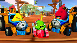 Angry Birds GO! – Daily Races – Gameplay HD #1 - YouTube