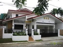 Simple Bungalow House Philippines Philippines House Design House Gate Design Bungalow House Design