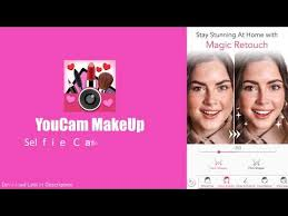 youcam perfect best selfie camera