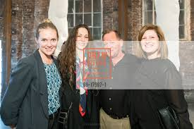 Courtney Kerckhoff with Elena Smith, John Smith and Carli Lyon