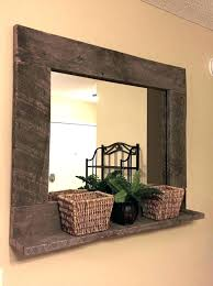 hang a heavy mirror hanging how to