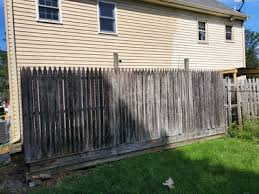 Fence Cleaning Lancaster Pa Mg Streams Power Washing