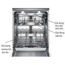 Máy rửa bát Bosch SMS46MI05E – Hệ thống thiết bị bếp Topkit