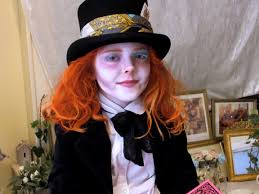 world book day mad hatter makeup