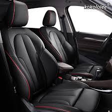 kokololee custom leather car seat cover