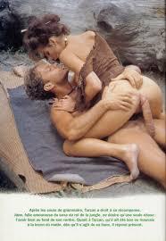 Rocco Siffredi come Tarzan