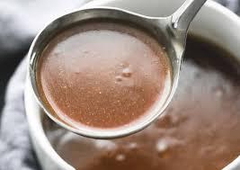 meilleure recette de sauce brune maison