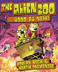 The Alien Zoo Good as New! : Adrian Beck : 9781925584837