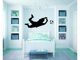 Zoomie Kids Hoekstra Soccer Player Goalie Goalkeeper Wall Decal Wayfair