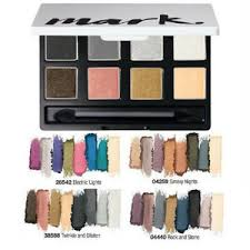 avon mark 8 in 1 eyeshadow palette