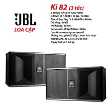 Loa Karaoke JBL Ki82
