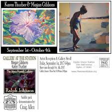 Join us for First Friday Art Stroll... - Ogden Union Station | Facebook