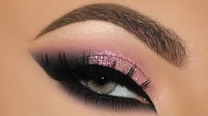 smokey eyes with pink how to makeup artist pro