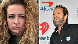 Luke Perry's Death: Daughter Shuts Down Haters on Instagram