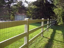 Cedar Grove Fence Specialists Split Rail Ranch Rail