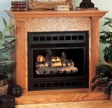 natural gas fireplace at menards