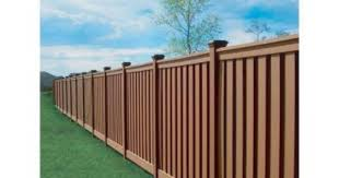 Trex Seclusions 90 1 2 In X 4 In X 72 In Saddle Privacy Fence Kit Tfssect68 At The Home Depot Privacy Fence Panels Fence Design Fence Panels