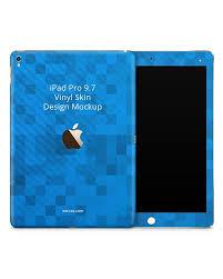 Apple Ipad Pro 9 7 Tablet Decal Vinyl Design Template Vecras