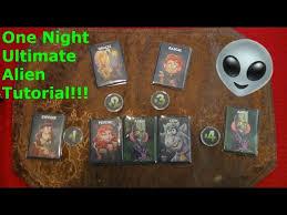 one night ultimate alien tutorial